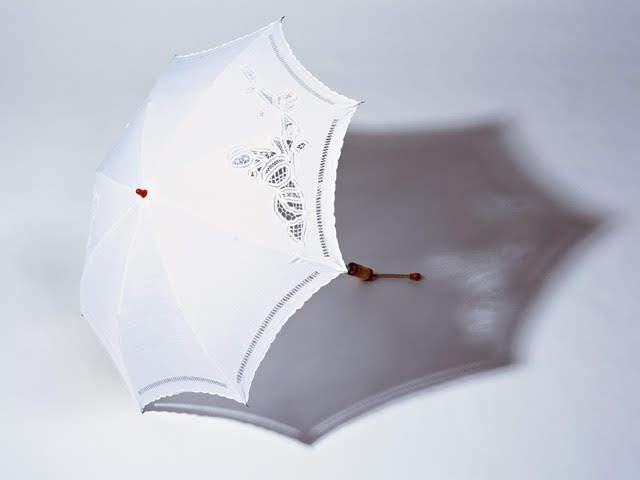 日傘はあるのと無いのじゃ全然体感温度が違う